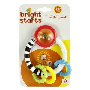 Chocalho Rattle a Round Bright Starts