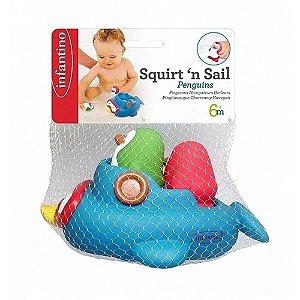 Brinquedo de Banho Pinguim