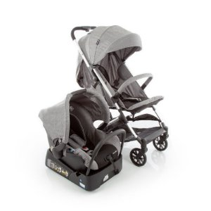 Carrinho Travel System Skill Safety 1st Grey Denim