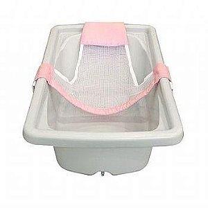 Rede de Proteção para o banho do bebê