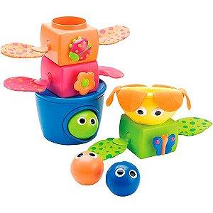 Brinquedo de Banho Stack Flap N Tumble
