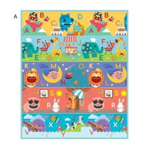 Tapete Reversível Marcus & Marcus Sonhos 1.80 x 1.50