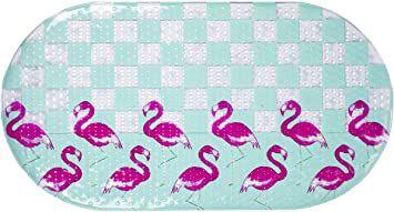 Tapete de Banho Flamingos