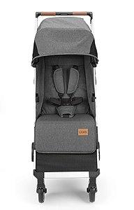 Carrinho de Bebê Litet Cube 0-15Kgs Cinza