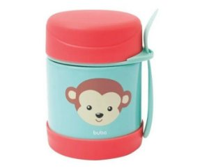 Pote Térmico Animal Fun Buba Macaco