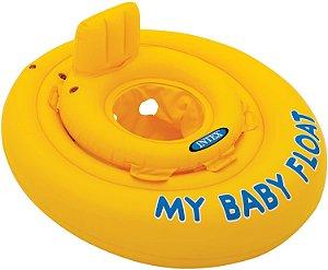 Bóia My Baby Float com assento fralda