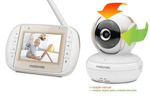 Babá Eletrônica Motorola MBP30A