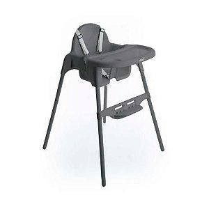Cadeira de Refeição Cook Cosco Cinza