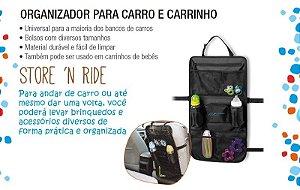 Organizador Para Carro e Carrinho Store´n Ride - Multikids Baby