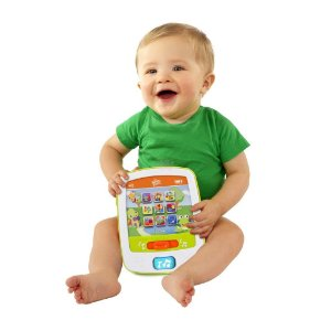 Lights & Sound Fun Pad Bright Starts (Tablet para bebês)