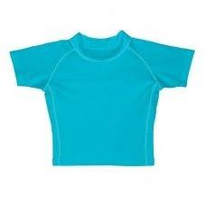 Camiseta Banho Acqua Azul FPS50 iPlay