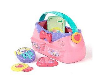 Bolsa com acessórios Pretty in Pink Bright Starts