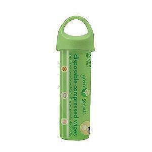 Lenço compacto Green Sprouts