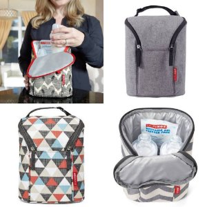 Bolsa térmica para mamadeira - Double Bottle Bag - (On the Go)