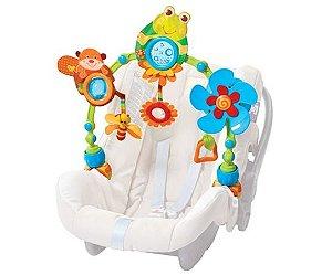 Arco Tiny Amiguinhos da Natureza para Carrinho ou Bebê Conforto
