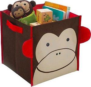 Organizador Quadrado Skip Hop Zoo Macaco