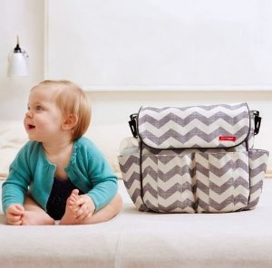 Bolsa Maternidade (Diaper Bag) Dash Chevron