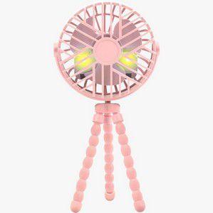 Mini Ventilador Buba Rosa