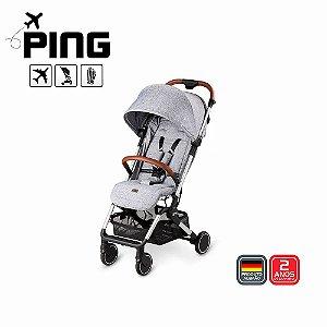 Carrinho Ping Graphite Grey ABC Design