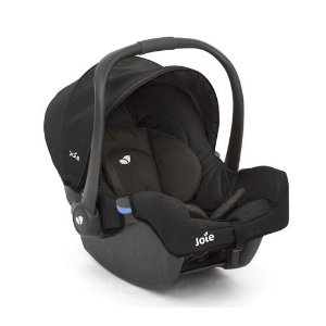 Bebê conforto Geem Preto/Ember Joie