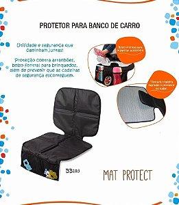 Protetor para banco de carro (assento) Mat Protect
