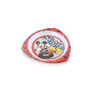 Prato raso para microondas Mickey (Multikids)