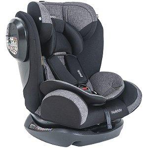 Cadeira para Auto Strecht Kiddo Melange Preto - 0 a 36kg