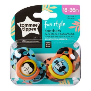Kit 2 Chupetas Fun Style Tommee Tippe (18-36 Meses)