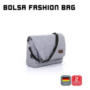 Bolsa Fashion Bag Graphite Grey