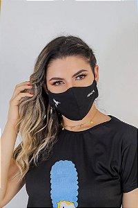 Máscara Hasum ( preta )