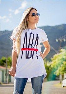Longline Aba - branca