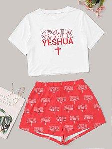Babydoll yeshua (Veste do 36 ao 42)
