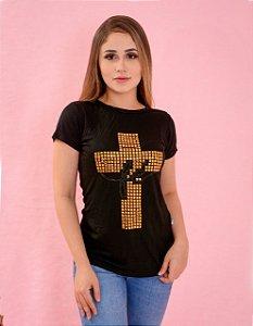 Babylong strass Fé cruz