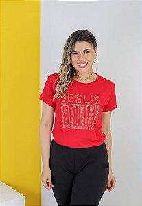 BATINHA JESUS BRILHA VERMELHA