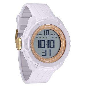 Relógio Digital Speedo 65061L0EVNP2 - Branco