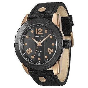 Relógio Mondaine 69256GPMGIH3 Pulseira Couro + Carteira