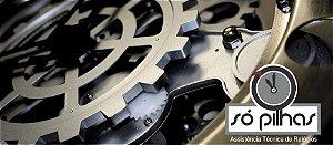 Assistência Técnica de Relógios em Todas as Marcas e Modelos*