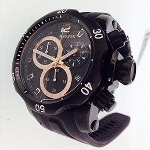 Relógio Magnum Analógico Cronógrafo Masculino MA33755P