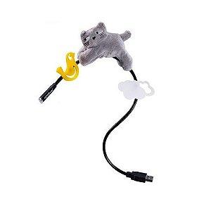 Luminária Divertida USB Gatinho Kam Kam