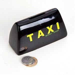 Cofre Divertido Taxi Pequeno