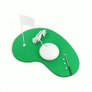 Set Mouse com Mouse Pad Golf