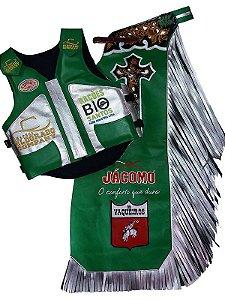 Kit Calça e Colete Personalizado Campeão Juína 2017