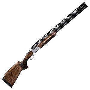 Espingarda Huglu Clay Shooting TRP DLX Silver Calibre 12GA