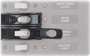 Trava p/ Disjuntor Monopolar A-Series Blue Sea 4100