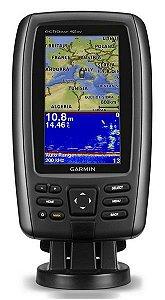 GPS Sonar Garmin eChoMap 42DV Down Vü Chirp 010-01562-01 + Carta Naútica + Sonda