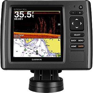 GPS Sonar Garmin eChoMap 52CV Down Vü Chirp