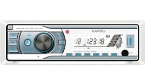 Media Player Marinizado Napoli MR8388 CD/DVD USB Aux