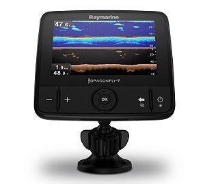 GPS Sonar RayMarine Dragonfly 7 PRO Tela 7 Polegadas