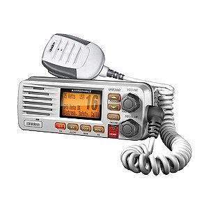 Radio VHF Maritimo Uniden Solara UM380 Branco