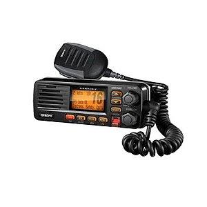 Radio VHF Maritimo Uniden Solara UM380 Preto